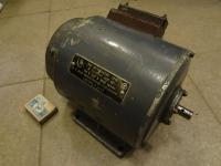 Электродвигатель привода стола-салазок 2Е 440А (новый)