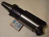 Борштанга расточная для глухих отверстий (новая) 7/24 к 2Е440А вылет 150, квадрат 12, диаметр расточки 75-95