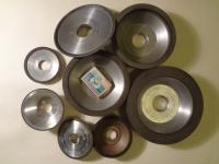 Алмазные чашки, диски, диаметры от 75 до 200 мм
