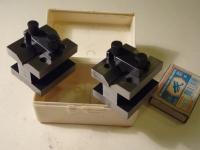 Призмы поверочные П-1-1-1 с накладками 35х40х30 мм