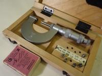 Микрометр резьбовой (новый)