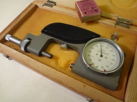 Скоба рычажная измерительная СРП-50 (б/у)