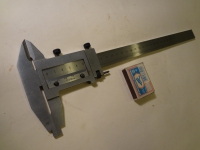 Штангенциркуль ШЦ-250 мм (б/у)