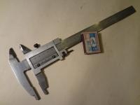 Штангенциркуль ШЦРТ II 250 мм разметочный с твердосплавными губками, 0,05мм (б/у)