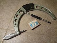 Микрометр 175-200 мм  (Чехословакия)