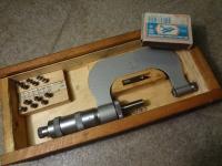 Микрометр резьбовой 25-50 (новый)