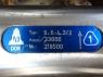 Головка внутришлифовальная высокоскоростная  60х240 33000 об/мин (новая)