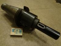 Державка регулируемая с ВТ 50 для инструмента   с цилиндрическим хвостовиком диаметр 36 мм (б/у)