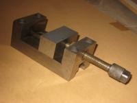 Тиски лекальные, размер губок 63х26, ход 50