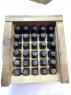Клейма ручные буквенные №5 твердый сплав (новые)